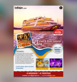 casino stay and play travel flyer