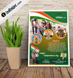 travel-agency-promotion-on-independence-day-flyer