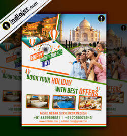 independence-tours-packages-promotion-flyer-psd