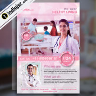 free-medical-flyer-psd-template