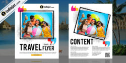 Corporate Brochure Template Flyer V.9