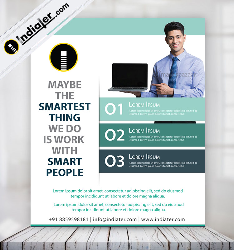 Free business flyer infographic design template indiater free business flyer infographic design template cheaphphosting Gallery