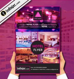 Hotel Promotions Flyer Template v.3