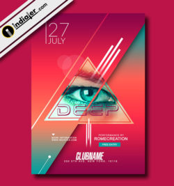party flyer template v.2