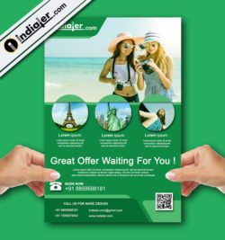 free-travel-agent-flyer-psd-templates