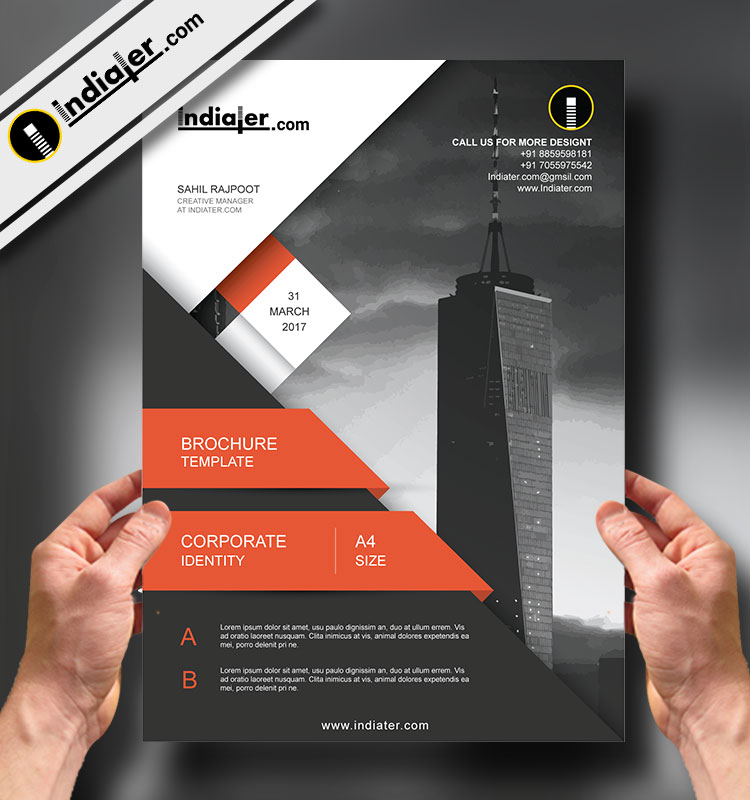 Free Printable Business Flyers Template Indiater