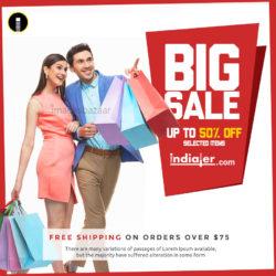 Big Sale Offer Flyer Template