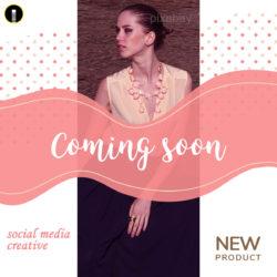 Fashion Sales Social Creatives Template V-3