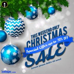 christmas sale banner v,3