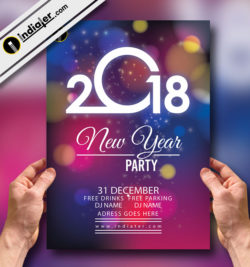 happy-new-year-colorful-party-flyer-psd-template