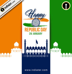 background-for-26-january-republic-day-with-flag-tricolor-indian-monuments-red-fort