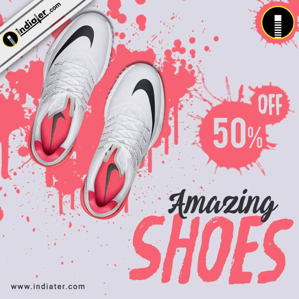 Social Media Sale Banners And Ads Psd For Flat Discount On