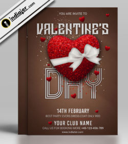 free-premium-valentines-day-party-flyer-psd-template