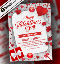 free-psd-flyer-for-happy-valentines-day-party