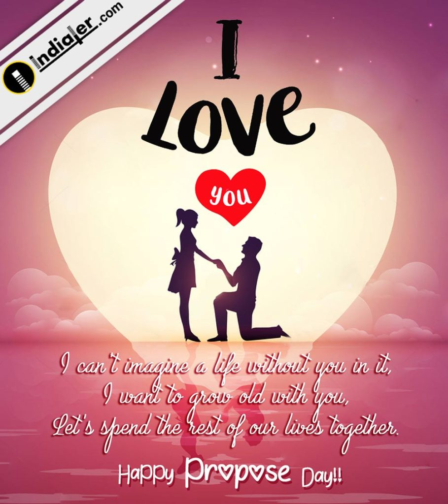 Happy Propose Day Wishes And Greeting Cards With Quote