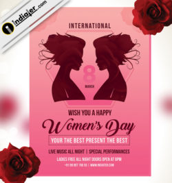 happy-womens-day-celebration-party-poster
