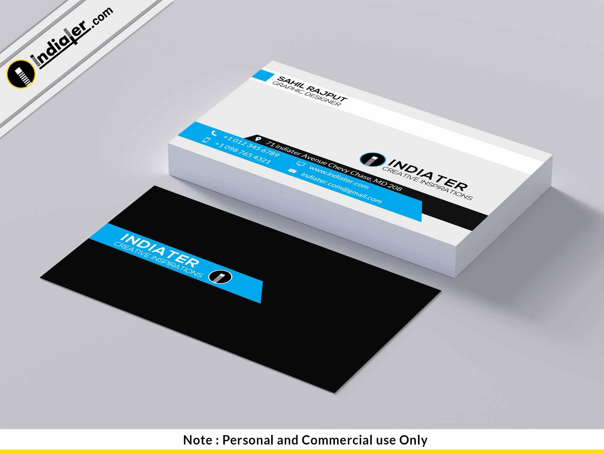 cute-free-custom-business-card-psd-template