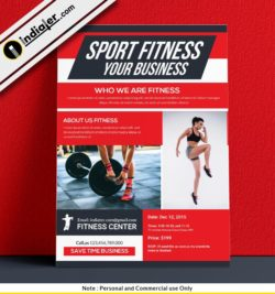 fitness-poster-template-psd-design