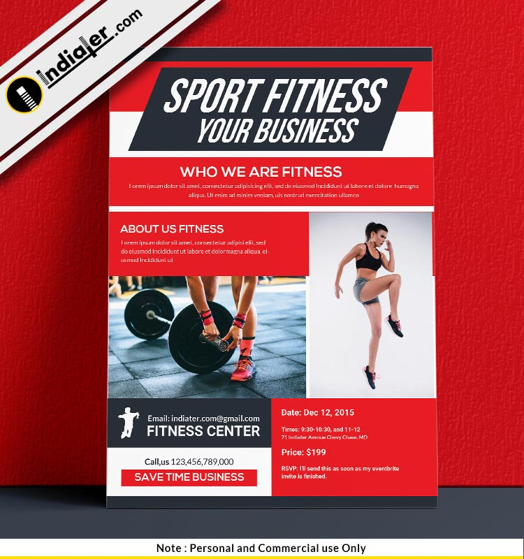 fitness-poster-template-psd-design
