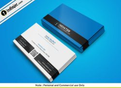 free-blue-security-company-business-card-psd-template