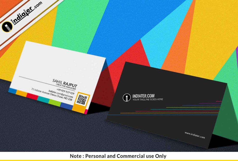 Free creative agency business card psd template indiater free creative agency business card psd template accmission Image collections