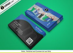 free-fashion-model-school-business-card-psd-template