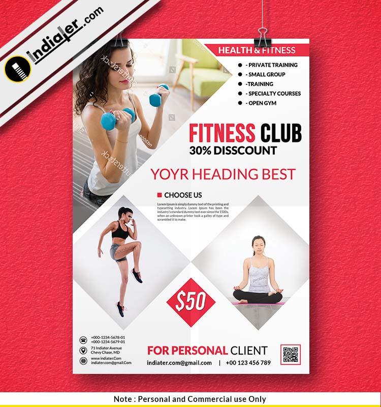health-club-flyer-design-psd-template