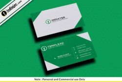 Name Card PSD Template Free Download