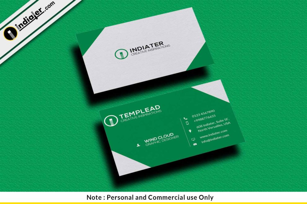 Name card psd template free download indiater name card psd template free download fbccfo Images