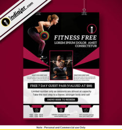 pamphlet-design-for-gym-psd-template