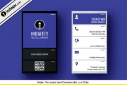 vertical-visiting-card-design-template