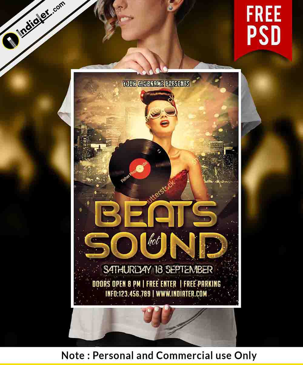 free-beats-sound-party-flyer-psd-template