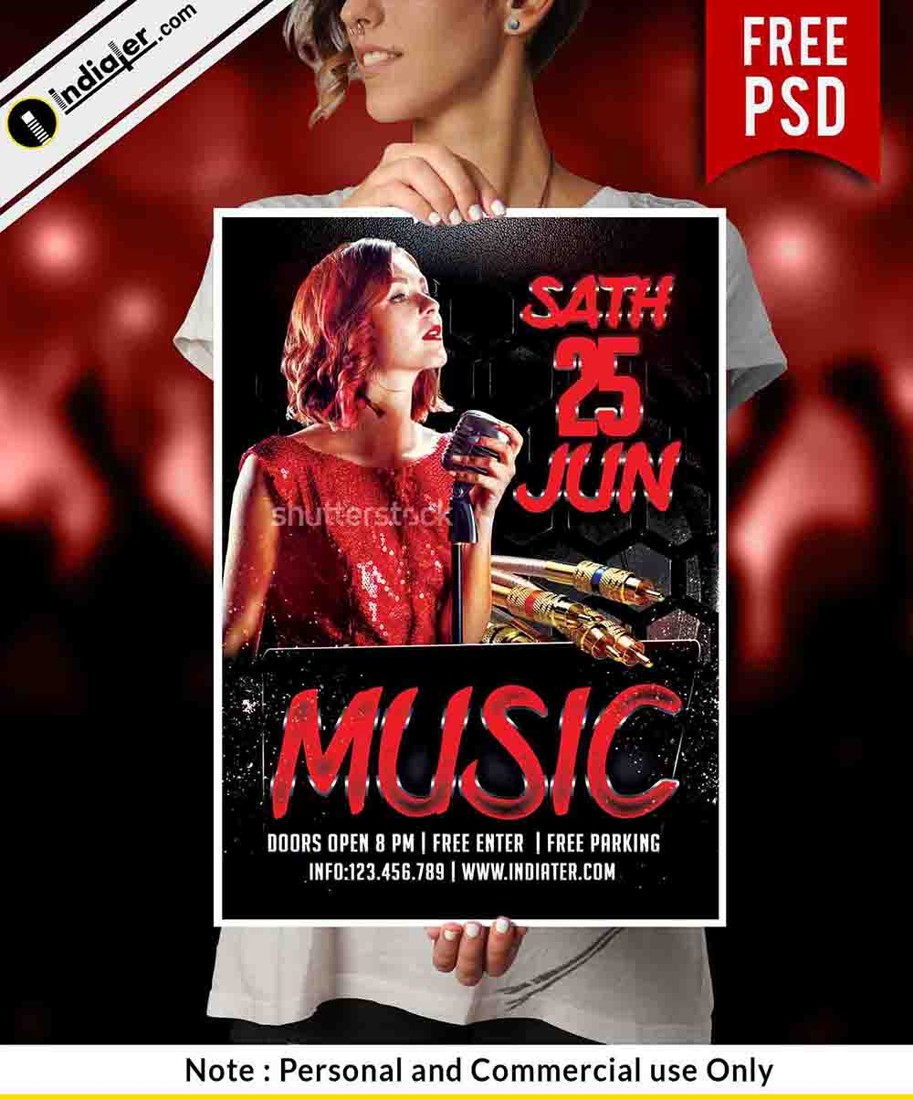 free-music-event-flyer-psd-template