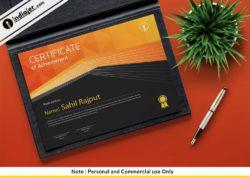 free-editable-creative-certificate-psd-template