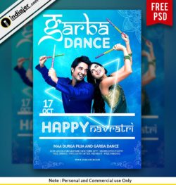 garba-dance-navratri-celebration-night-party-invitation-poster