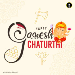 wishes-ganesh-chaturthi-flyer-design-template