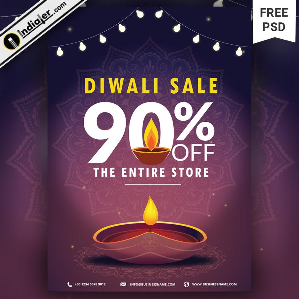diwali-biggest-sale-promotional-flyer-with-mega-offers