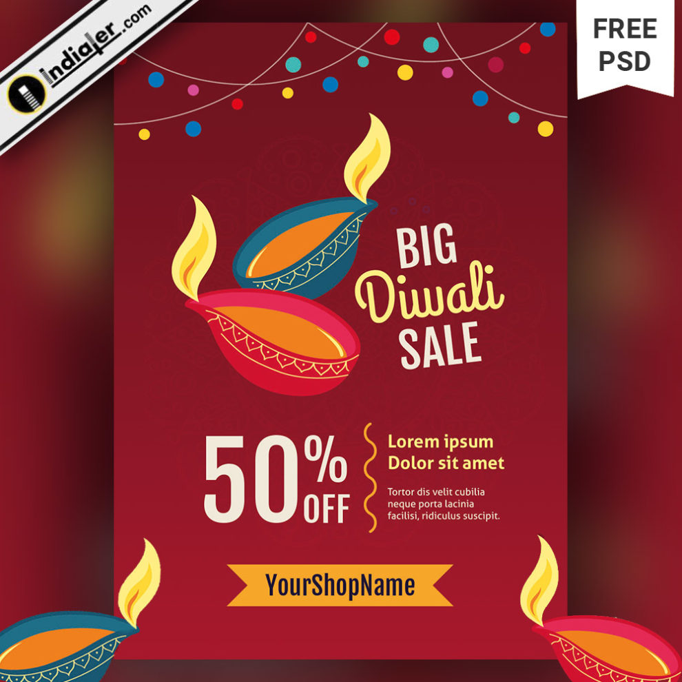 diwali-dhamaka-sale-poster-banner-or-flyer-design