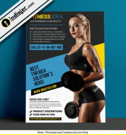 free-best-business-flyer-for-health-club