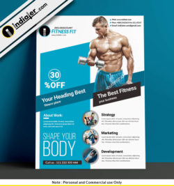 free-fitness-and-gym-freebie-psd-flyer-template