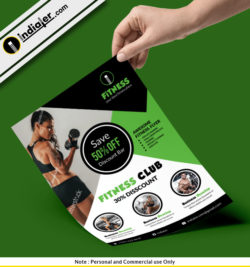 free-fitness-and-gym-offer-flyer-psd-template