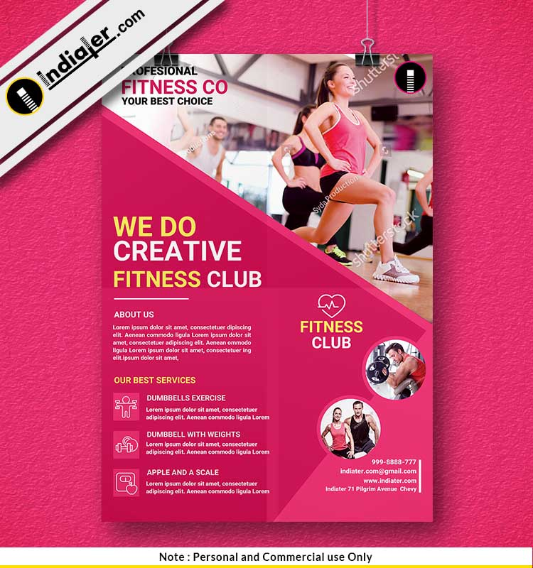 free-fitness-and-gym-psd-flyer-poster