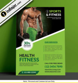 free-health-fitness-flyer-psd-design-idea