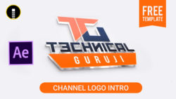 youtube-channel-logo-intro-like-technical-guruji-free-download-ae-template