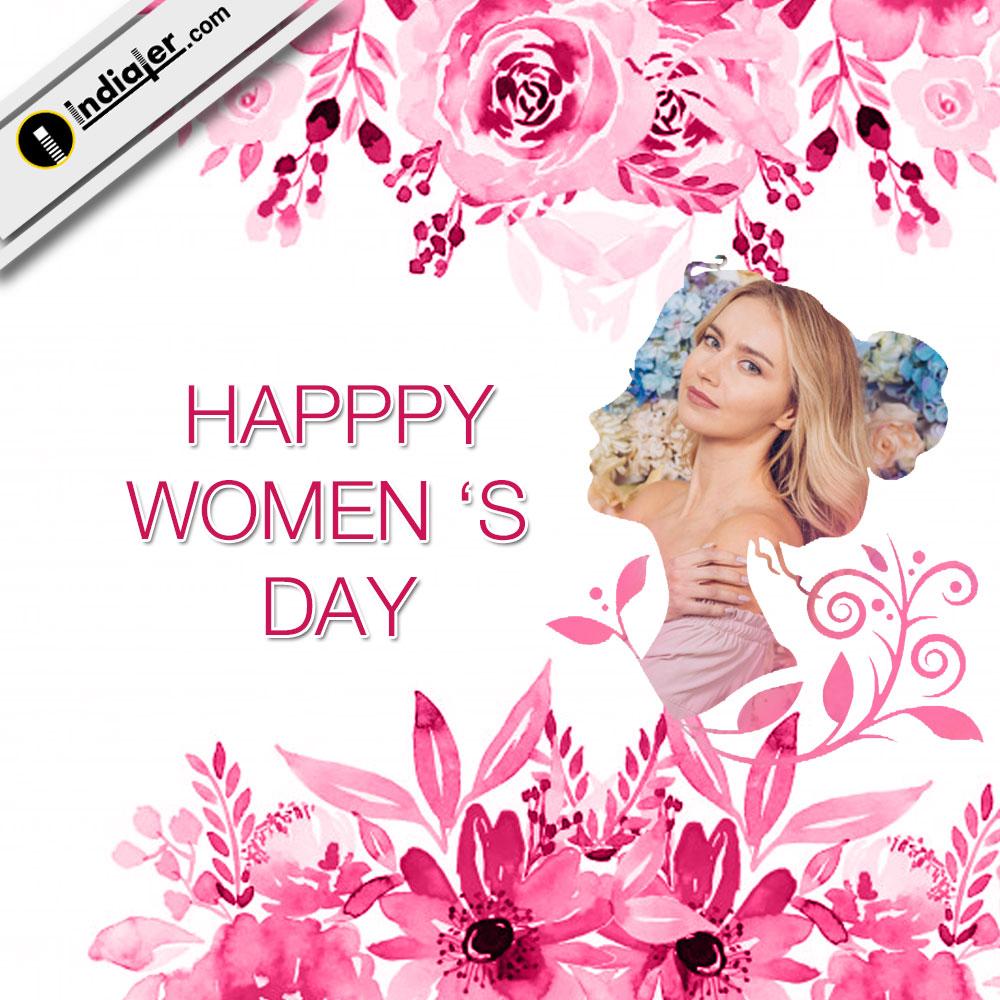 Happy International Women's day Instagram Banner