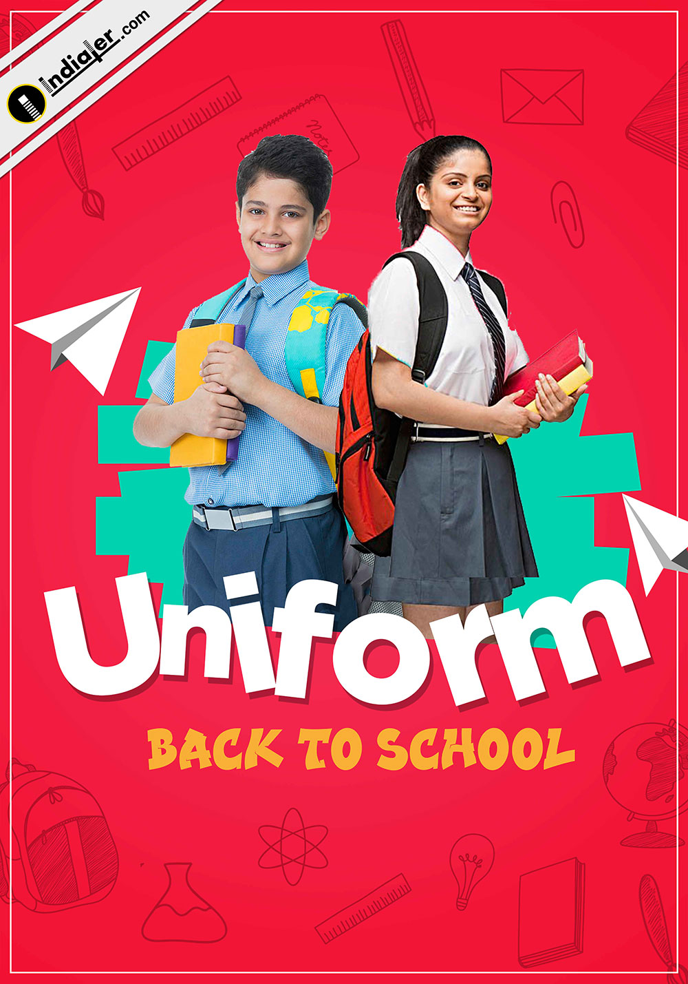 creative-school-uniforms-banner-free-psd-template