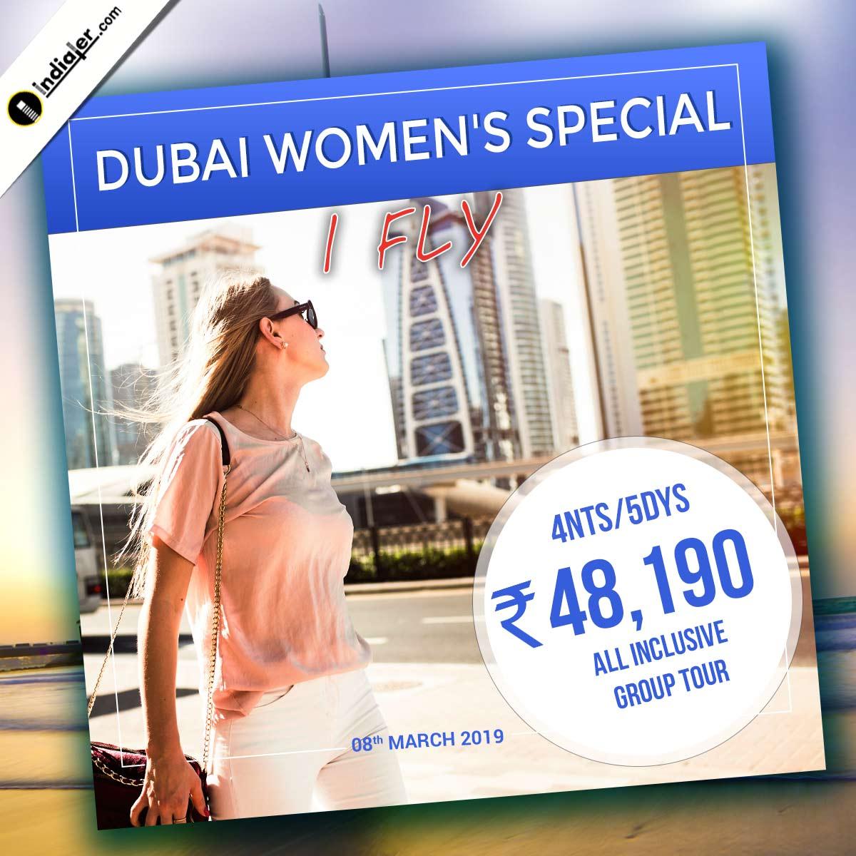 dubai-womens-special-travel-banner