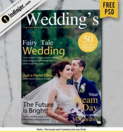 free-wedding-magazine-cover-design-psd