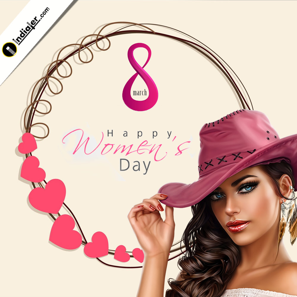 happy-international-womens-day-creative-design-bannere