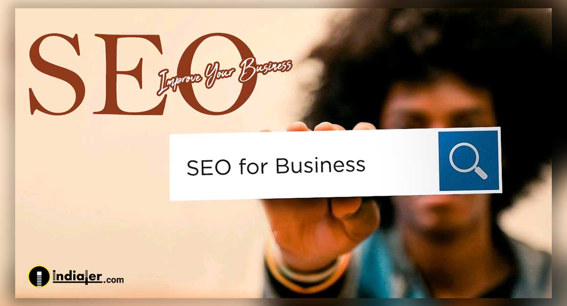 SEO for Business Free PSD banner template